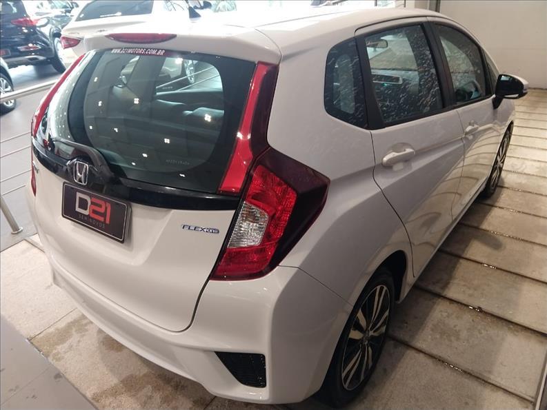 2015 Honda Fit 1.5 EXL 16V