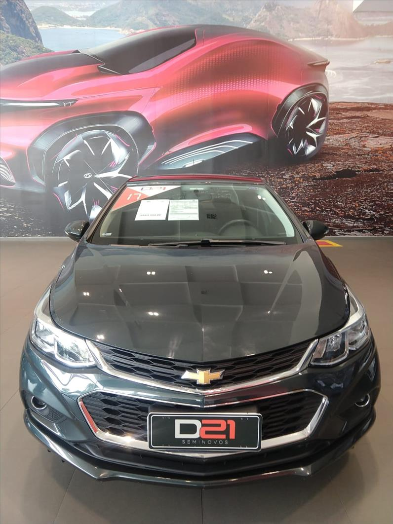 2017 Chevrolet CRUZE 1.4 Turbo LT 16V