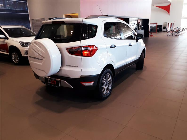 2016 Ford ECOSPORT 1.6 Freestyle 16V