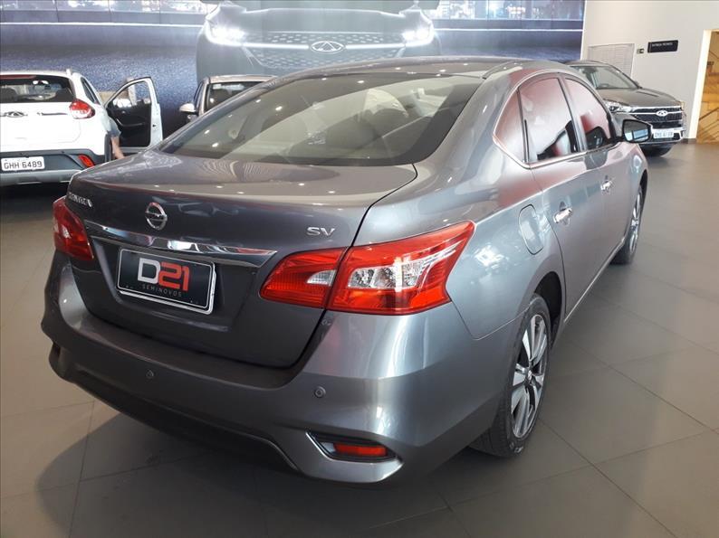 2018 Nissan SENTRA 2.0 SV 16V