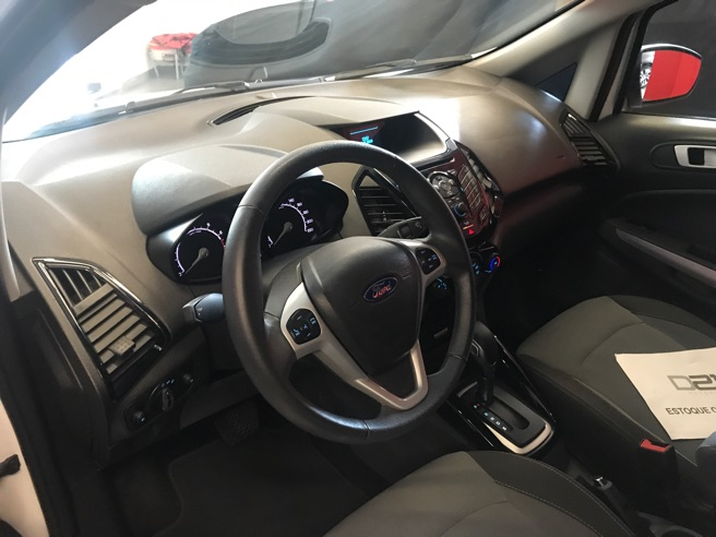 2015 Ford ECOSPORT 2.0 Freestyle 16V A