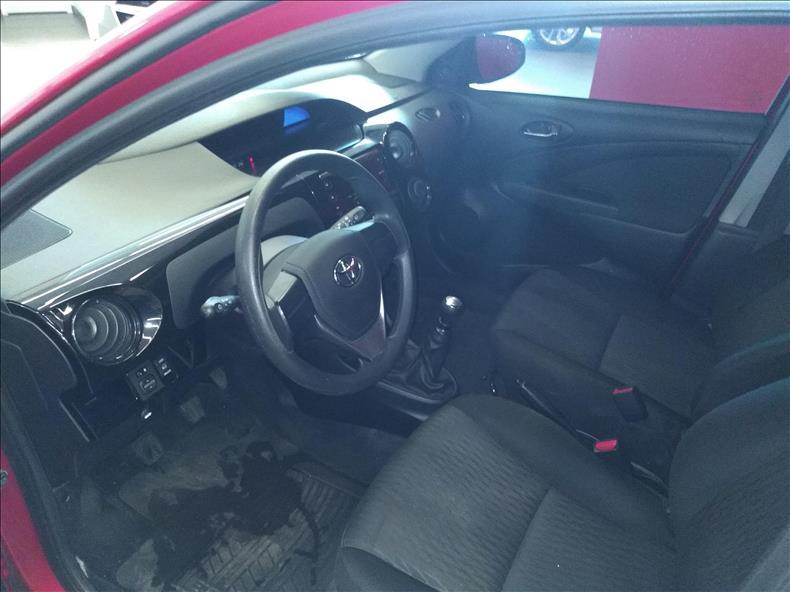 2017 Toyota ETIOS 1.3 X 16V