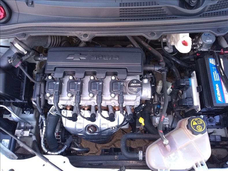 2017 Chevrolet PRISMA 1.4 MPFI LTZ 8V