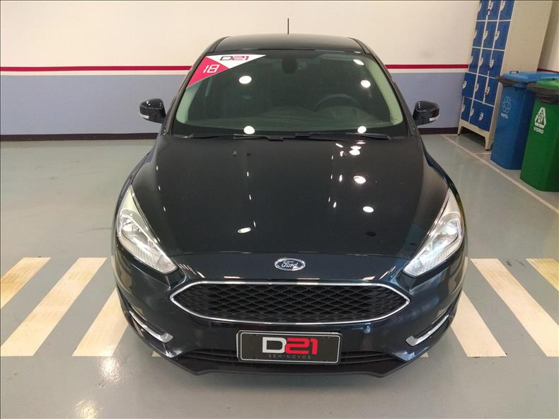 2018 Ford FOCUS 2.0 SE Fastback 16V