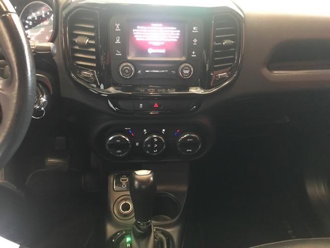 2017 FIAT TORO 1.8 16V EVO Freedom AT6