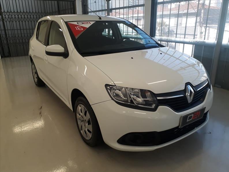 2016 Renault SANDERO 1.0 Expression 16V