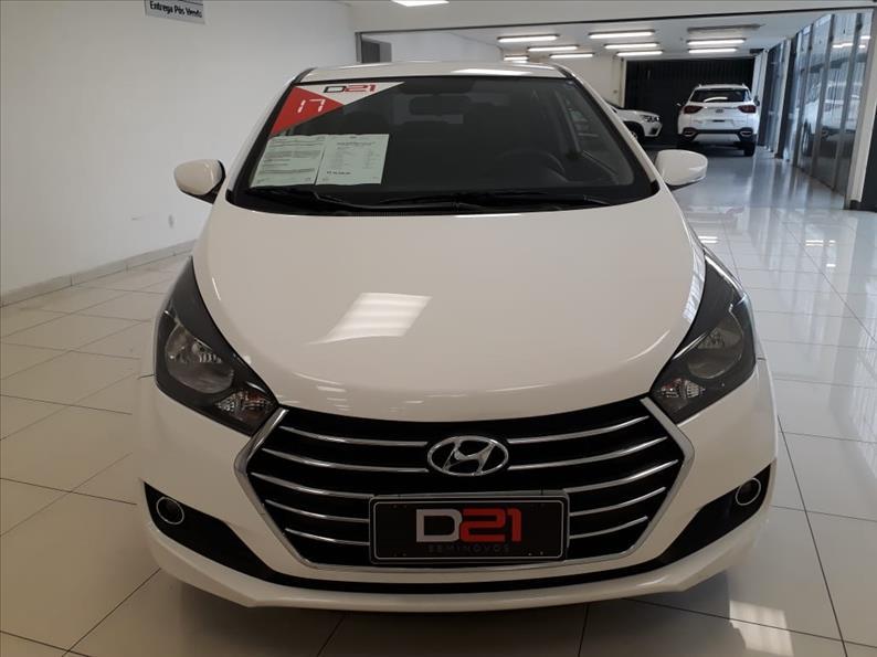 2017 Hyundai HB20S 1.6 Comfort Style 16V