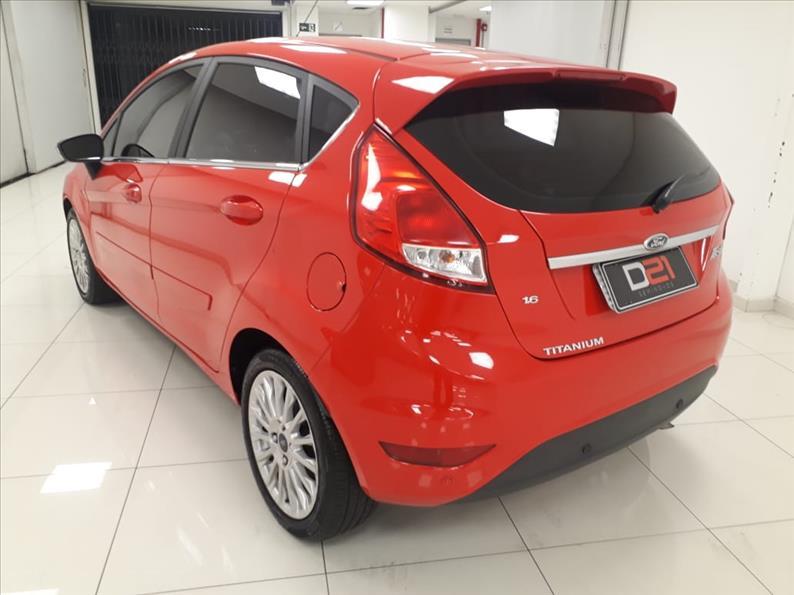 2017 Ford FIESTA 1.6 Titanium Plus Hatch 16V