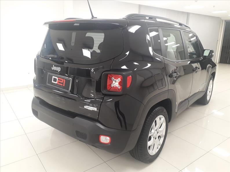 2016 Jeep RENEGADE 1.8 16V Longitude