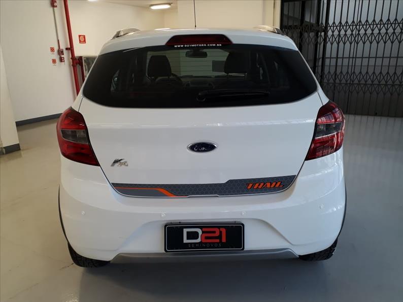 2018 Ford KA 1.0 Ti-vct SE Trail