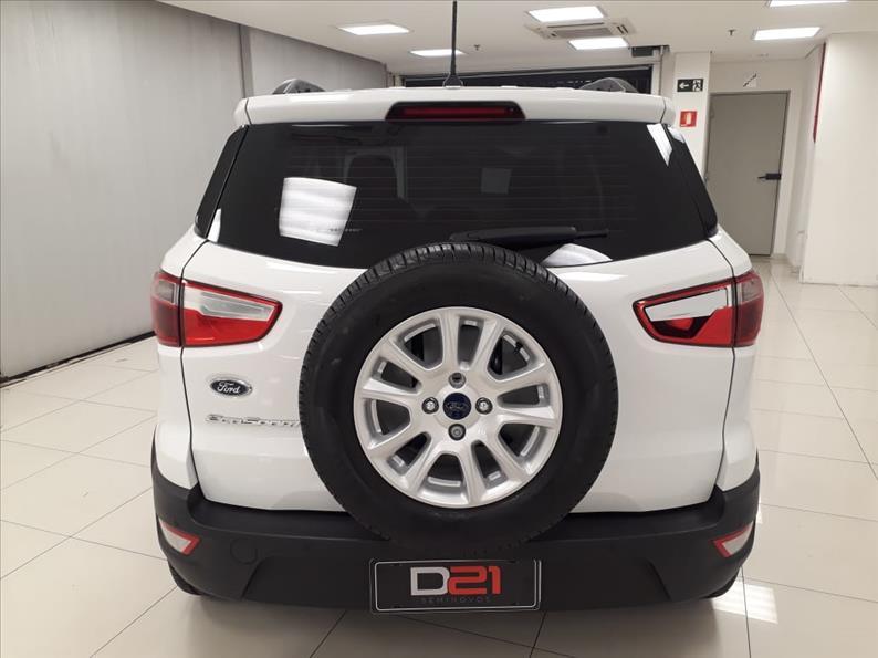 2019 Ford ECOSPORT 1.5 Ti-vct SE
