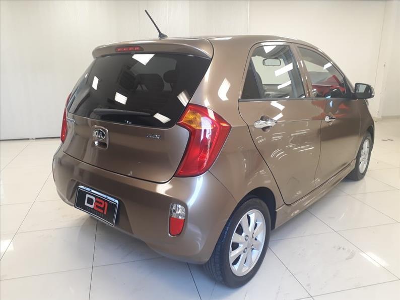 2014 Kia PICANTO 1.0 EX 12V
