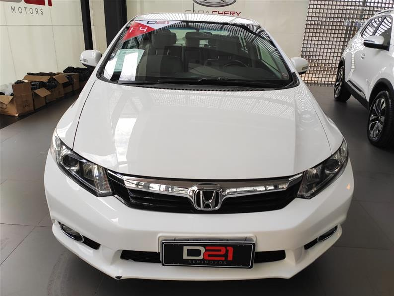 2014 Honda Civic 2.0 LXR 16V