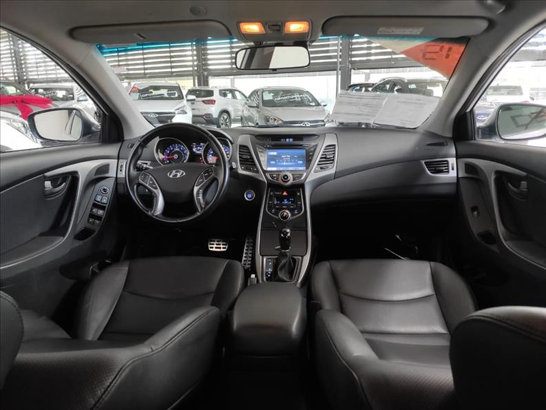 2015 Hyundai ELANTRA 2.0 GLS 16V