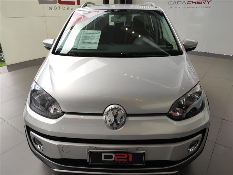 2017 Volkswagen UP 1.0 TSI RBW 12V