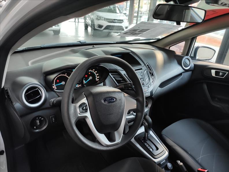 2016 Ford FIESTA 1.6 SE Sedan 16V