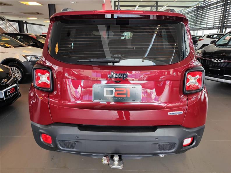 2017 Jeep RENEGADE 1.8 16V Longitude