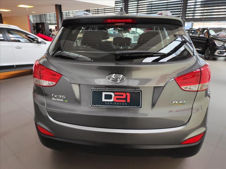 2018 Hyundai IX35 2.0 MPFI 16V