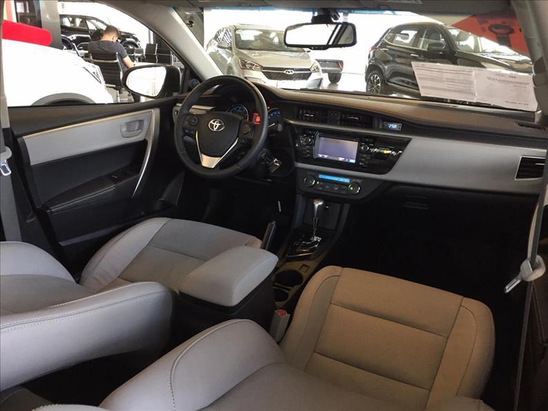 2017 Toyota COROLLA 2.0 XEI 16V