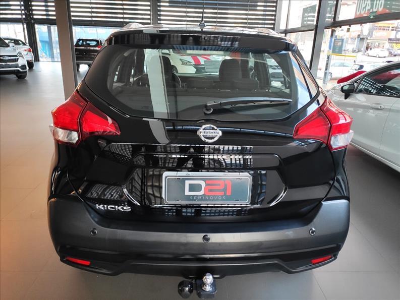 2017 Nissan KICKS 1.6 16V SV Limited