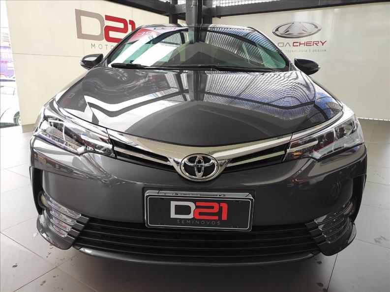 2019 Toyota COROLLA 2.0 XEI 16V