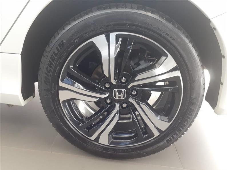 2018 Honda Civic 2.0 16vone EX