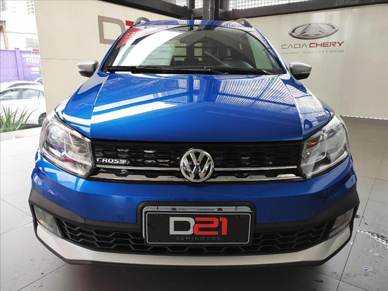 2017 Volkswagen SAVEIRO 1.6 Cross CD 16V