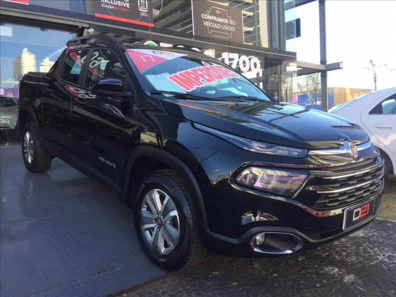 2017 FIAT TORO 1.8 16V EVO Freedom Open Edition Plus