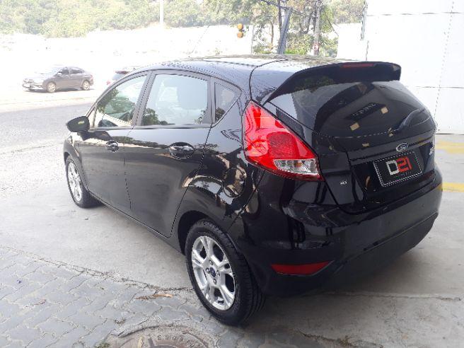 2014 Ford FIESTA 1.6 SE Hatch 16V