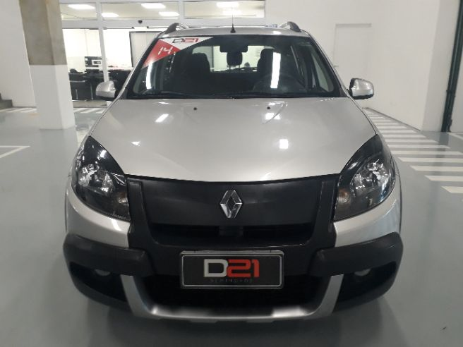 2014 Renault SANDERO 1.6 Stepway 8V