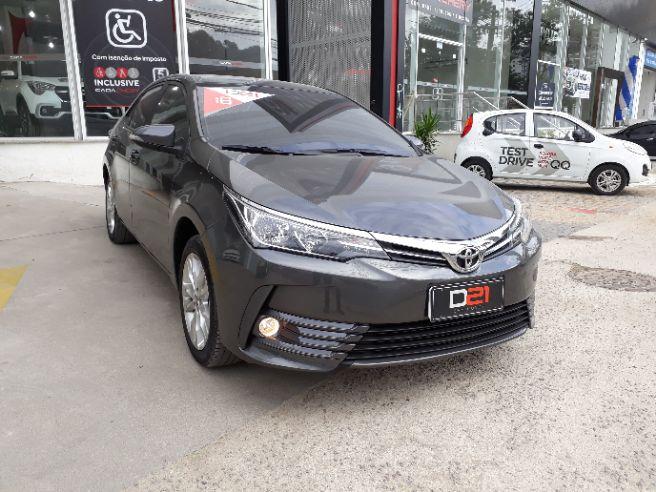 2018 Toyota COROLLA 2.0 XEI 16V