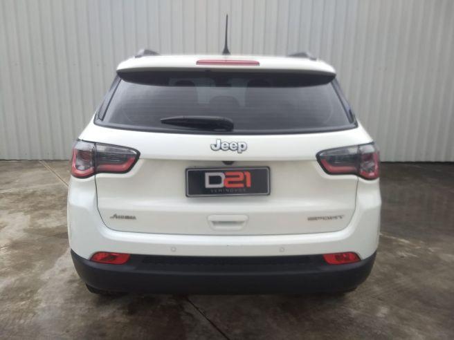 2018 Jeep COMPASS 2.0 16V Sport