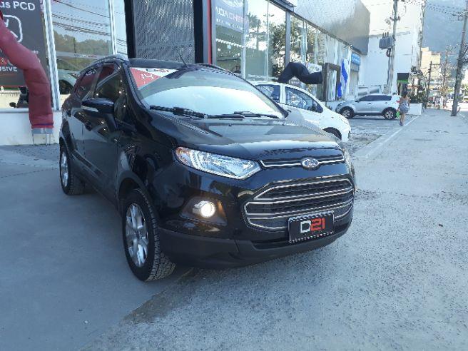2014 Ford ECOSPORT 1.6 Titanium 16V