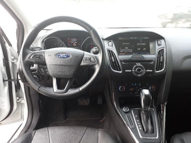2016 Ford FOCUS 2.0 Titanium Sedan 16V