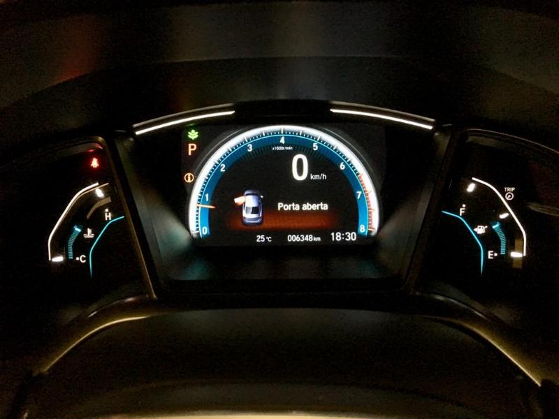 2018 Honda Civic 1.5 16V Turbo Touring
