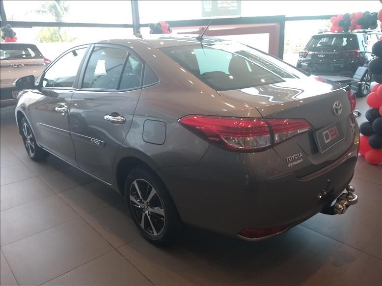 2019 Toyota YARIS 1.5 16V Sedan XLS Multidrive