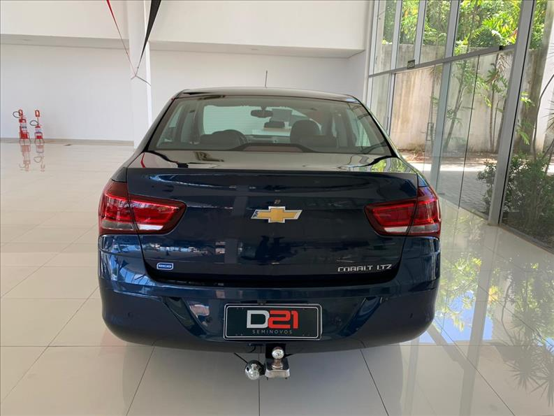 2017 Chevrolet COBALT 1.8 MPFI LTZ 8V
