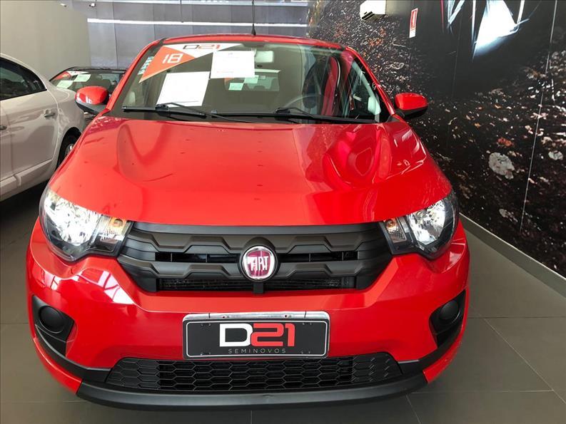2018 FIAT MOBI 1.0 EVO Like.