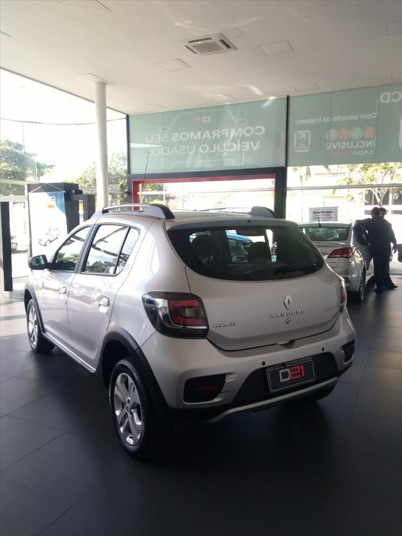 2018 Renault SANDERO 1.6 16V SCE Stepway