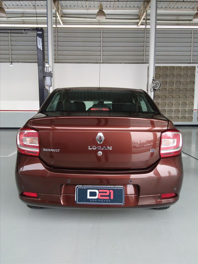 2015 Renault LOGAN 1.6 Dynamique 8V