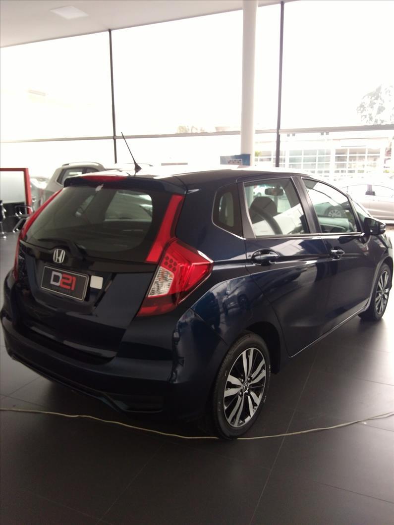 2018 Honda Fit 1.5 EX 16V