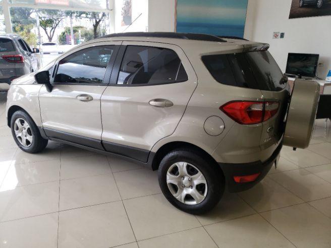 2015 Ford ECOSPORT 2.0 SE 16V