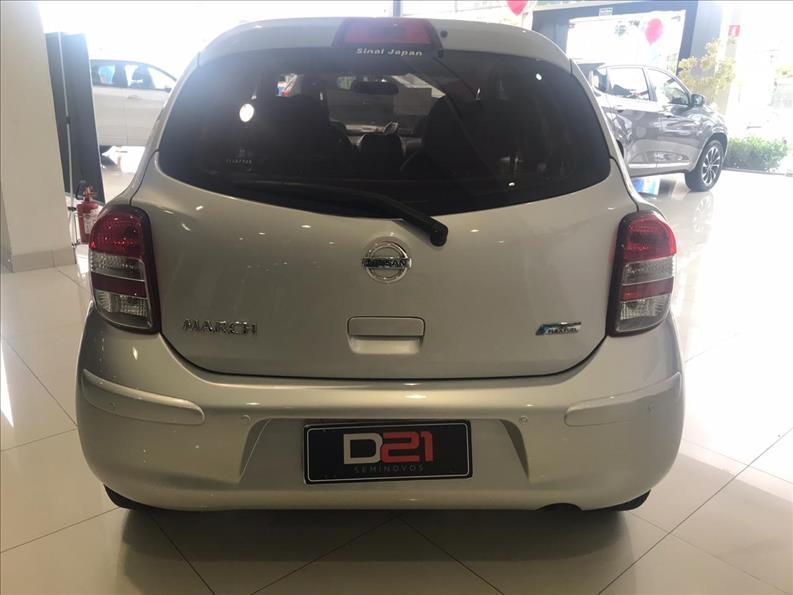 2014 Nissan MARCH 1.6 SV 16V
