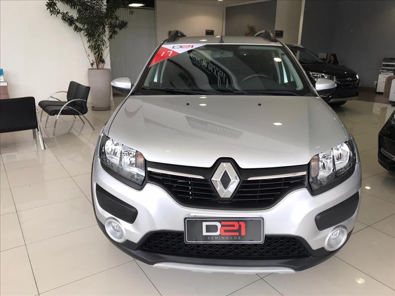 2017 Renault SANDERO 1.6 16V SCE Dynamique