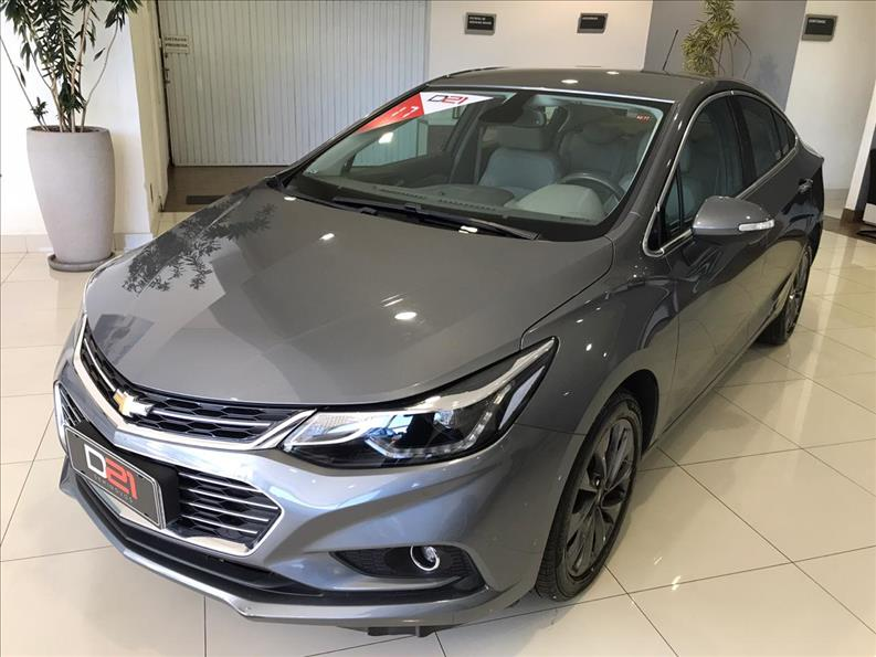 2017 Chevrolet CRUZE 1.4 Turbo LTZ 16V