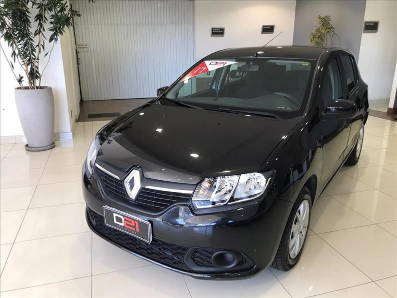 2017 Renault SANDERO 1.0 Expression 16V