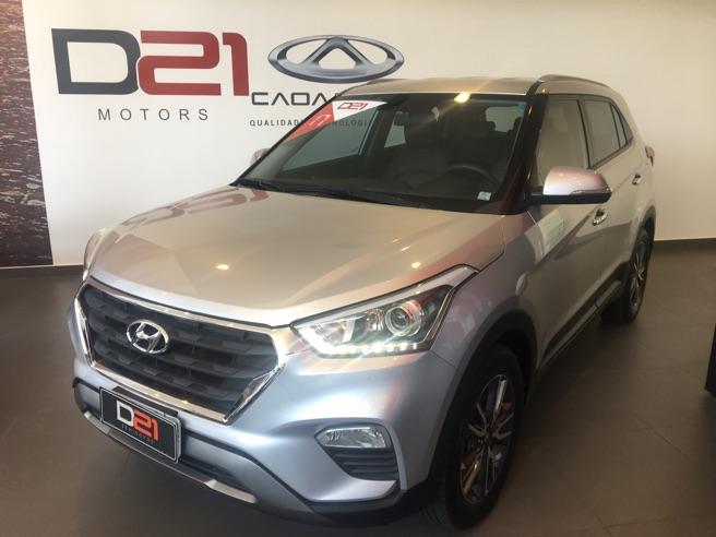 2017 Hyundai CRETA 2.0 16V Prestige