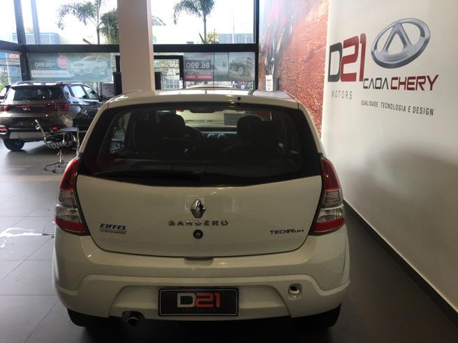2014 Renault SANDERO 1.0 Tech RUN 16V