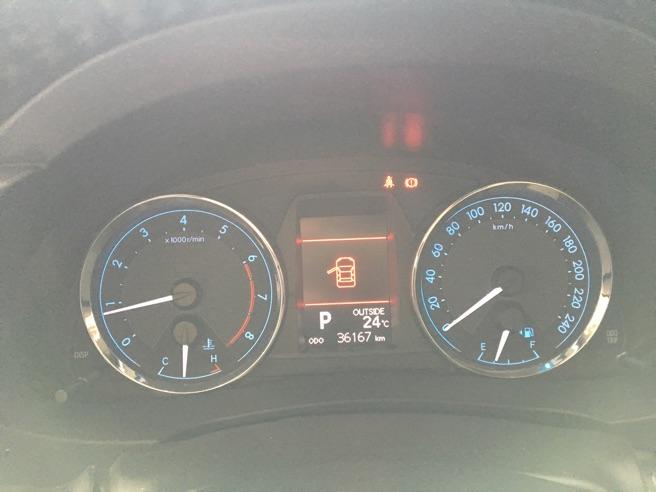 2016 Toyota COROLLA 2.0 Altis 16V