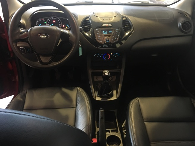 2017 Ford KA + 1.0 SE 12V